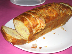 Cake à la raclette
