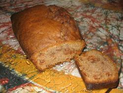 Gâteau à la danette et à la pâte d'amande