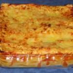 Lasagnes au poulet