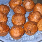 Muffins aux 2 chocolats