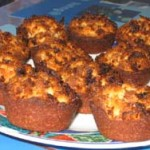 Muffins choco-coco