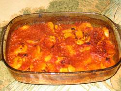 Pommes de terre à la hongroise