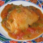 Poulet à la mode de Louisiane