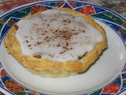 Tartelette aux châtaignes