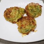 Cookies courgette